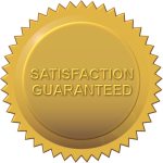 Gold Seal 3D Satisfaction